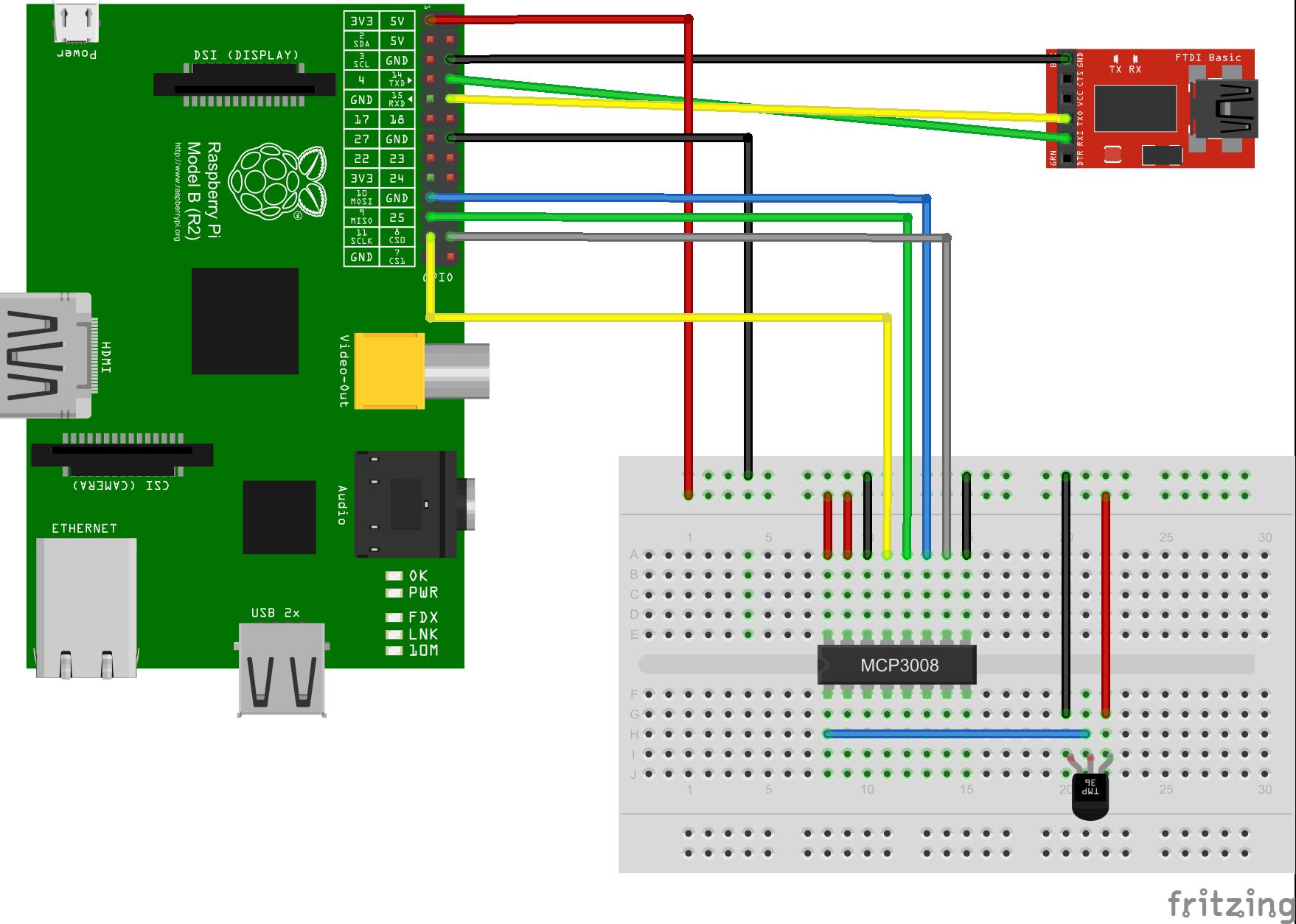Wiringpi2 Spi Python Free Wiring Diagram For You Wiringpi Not Working U30a2 U30ca U30ed U30b0 U6e29 U5ea6 U30bb U30f3 U30b5 U3068mcp3008 U306ead U30b3 U30d0 U30fc U30bf U3092 U4f7f U3046 Example