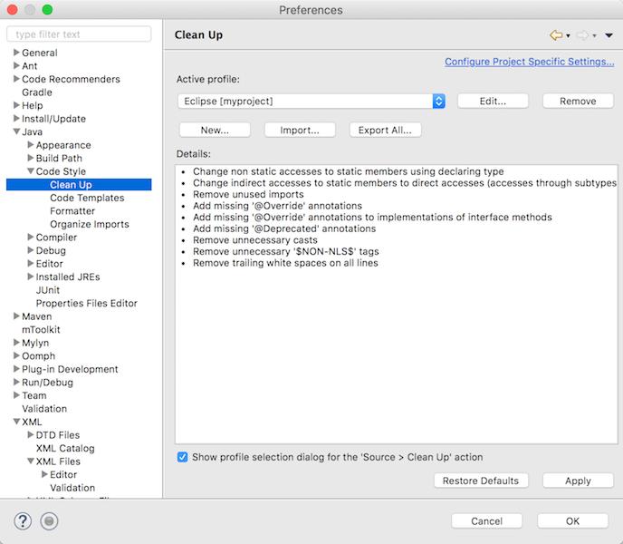 Eclipse Iot の紹介 Part2 Macos Sierraにeclipse Neon 2を